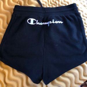 Champion Shorts - Champion High-waisted Shorts